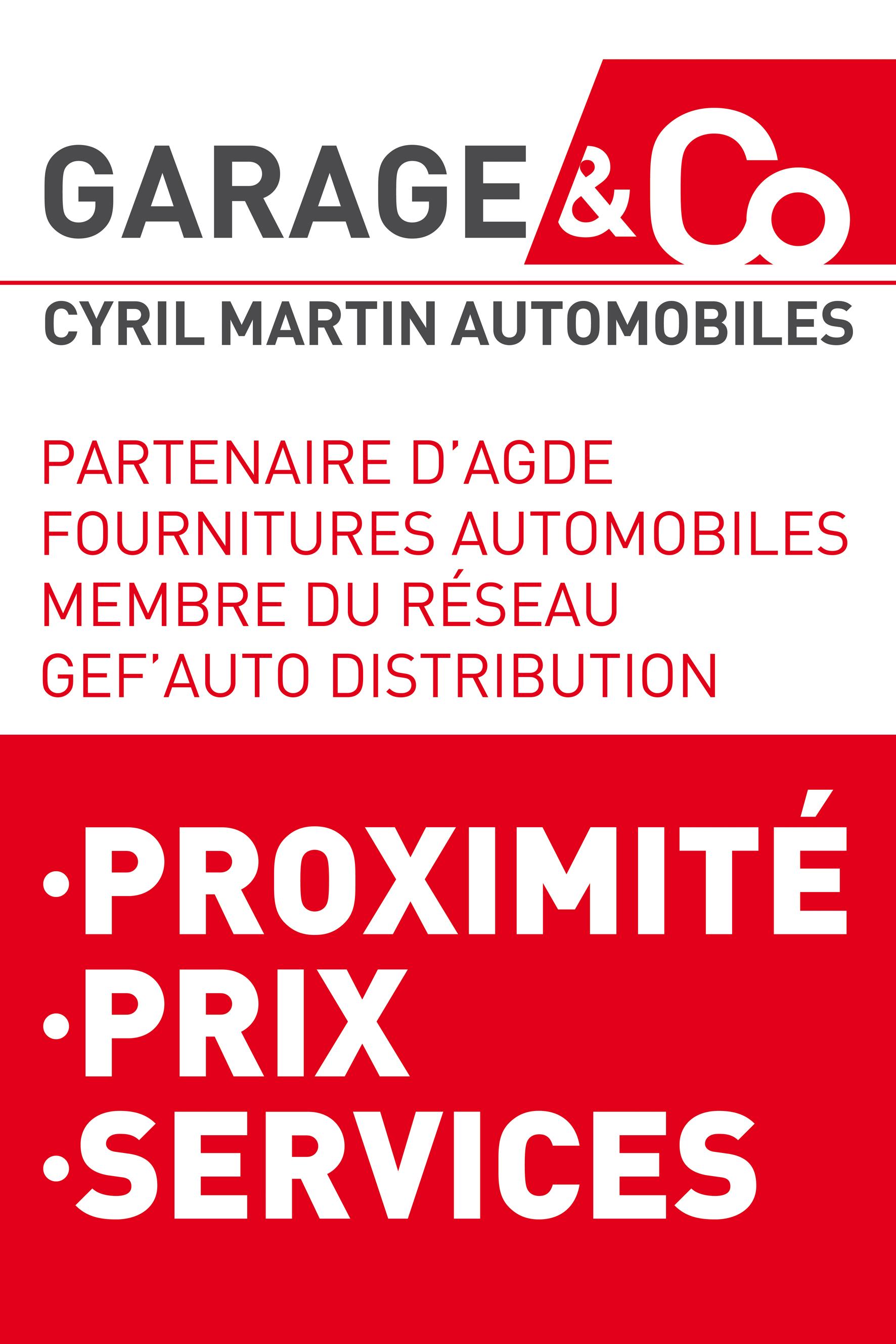 Naissance du r seau garage co pr cisium gef 39 auto for Panneau publicitaire garage automobile