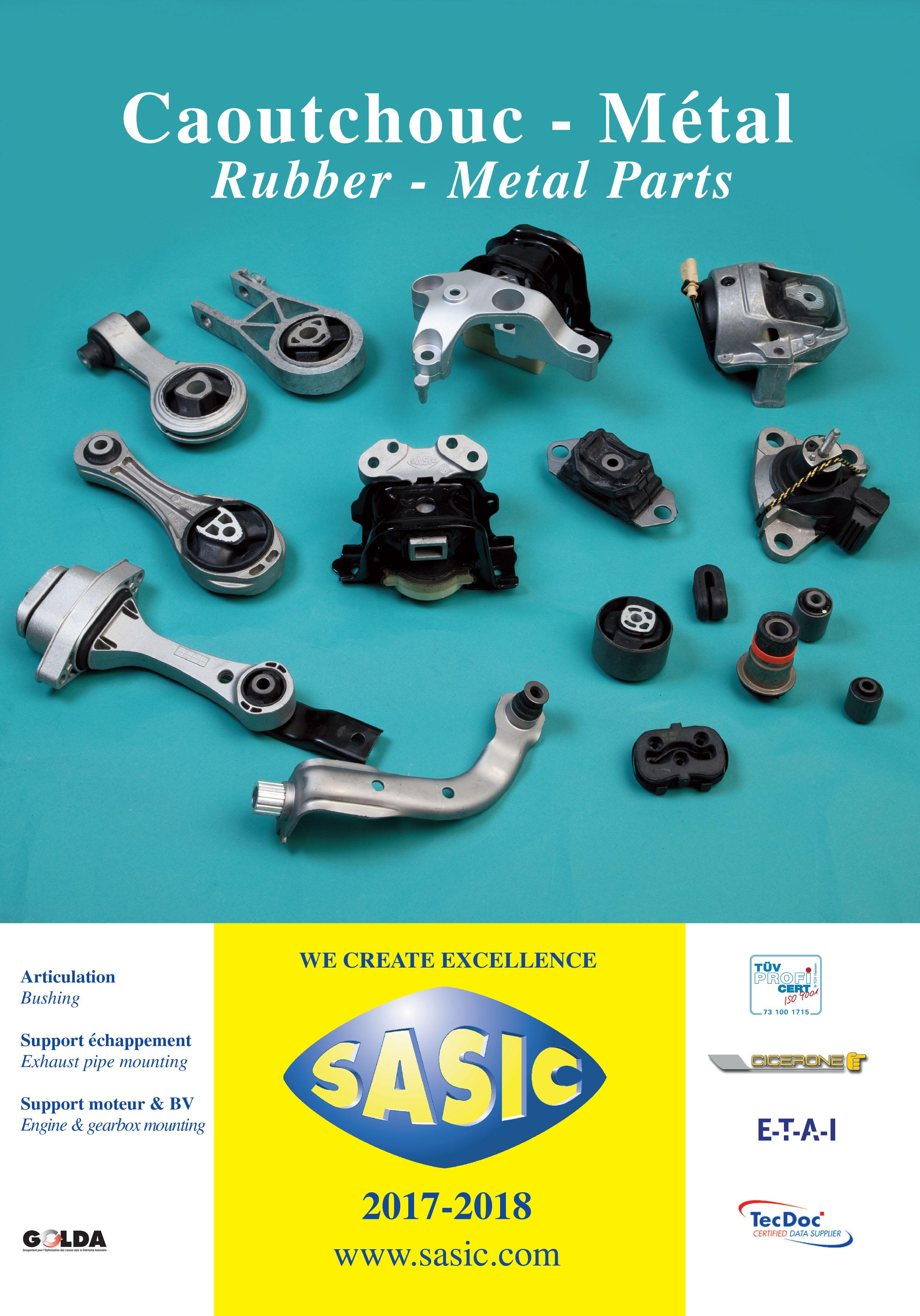 catalogue sasic