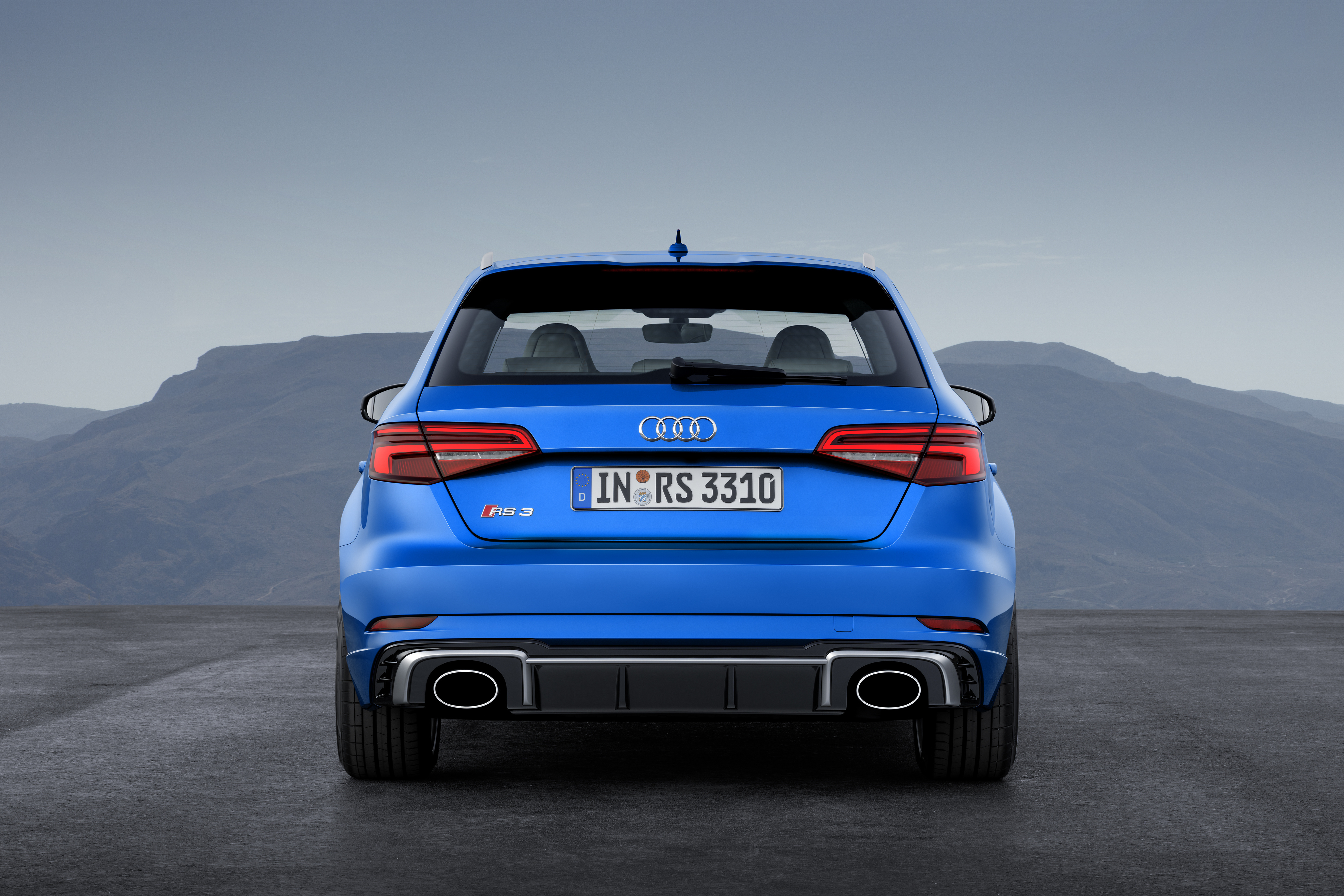 Nouvelle Audi RS3 Sportback: 400 ch! | AM-Today