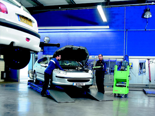 Norauto nouveau centre prades 66 am today - Garage d entretien automobile ...