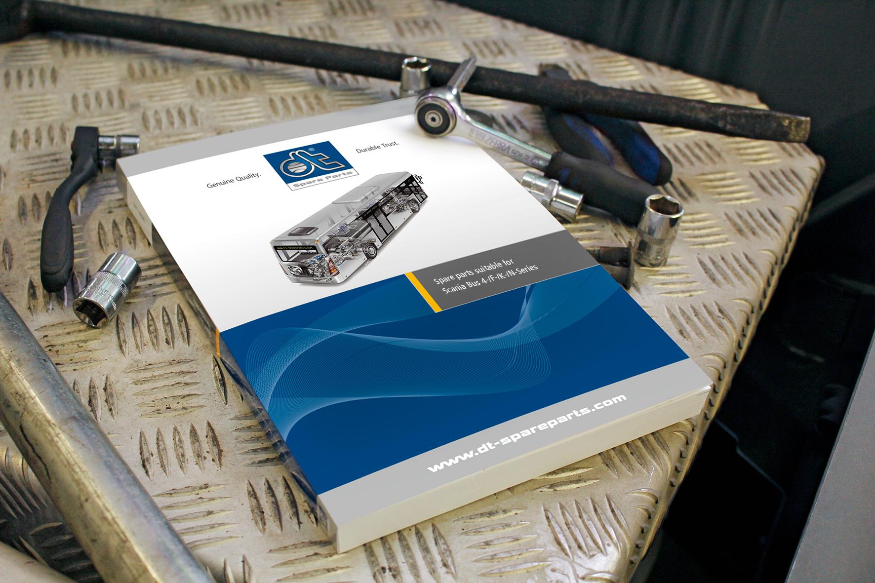 DT Spare Parts: gamme de pièces détachées pour bus | AM-Today
