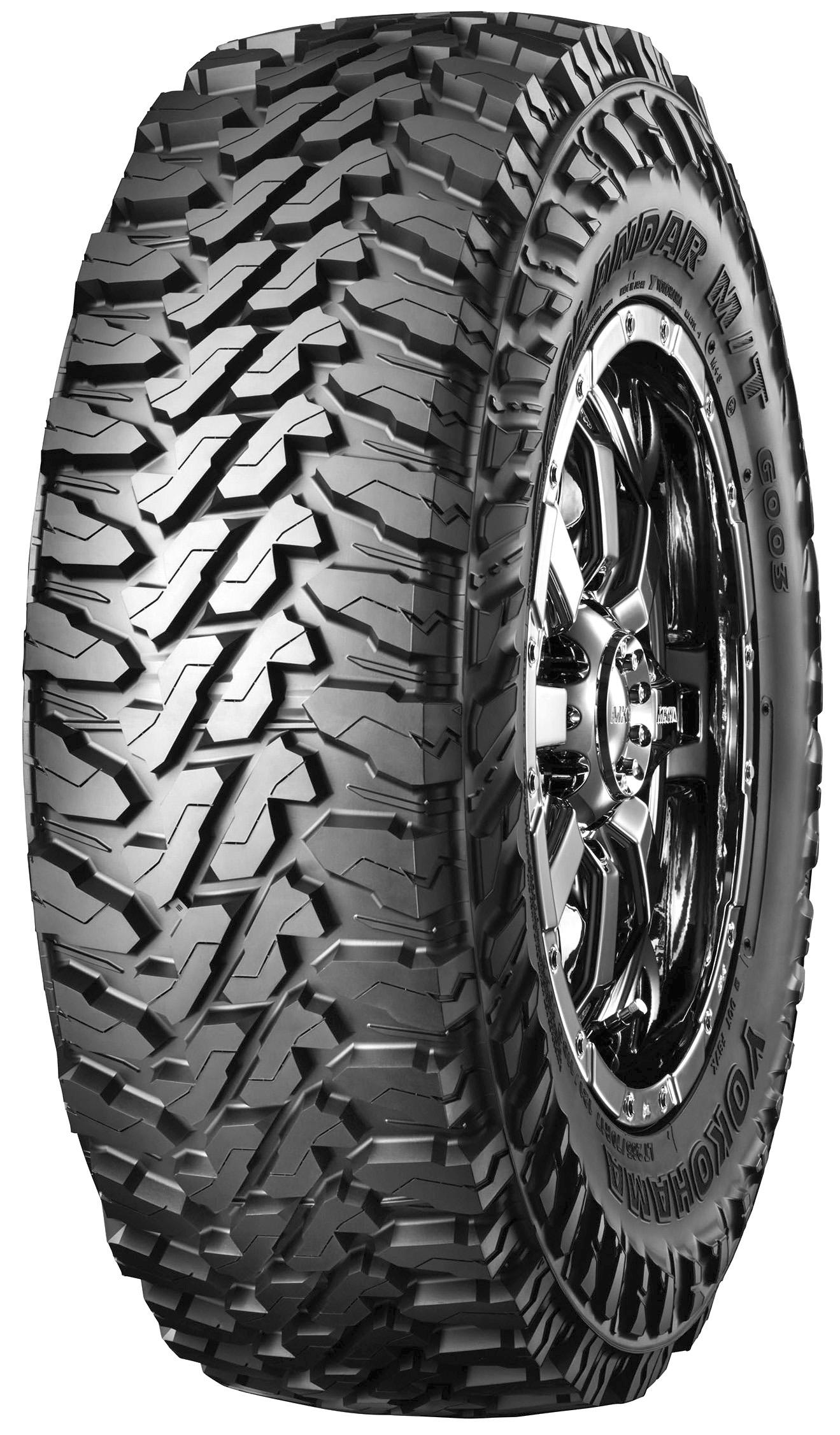 yokohama pneu tout terrain pour 4x4 et pick up am today