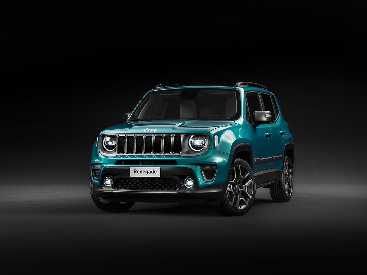 Jeep Renegade Limited >> Jeep au Salon de Genève 2019   AM-Today