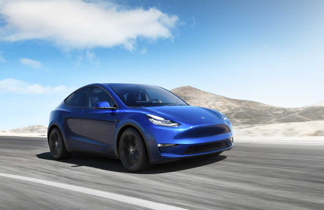 Tesla Model Y Hd: Tesla A Dévoilé Son Model Y (+vidéo Et Photos)