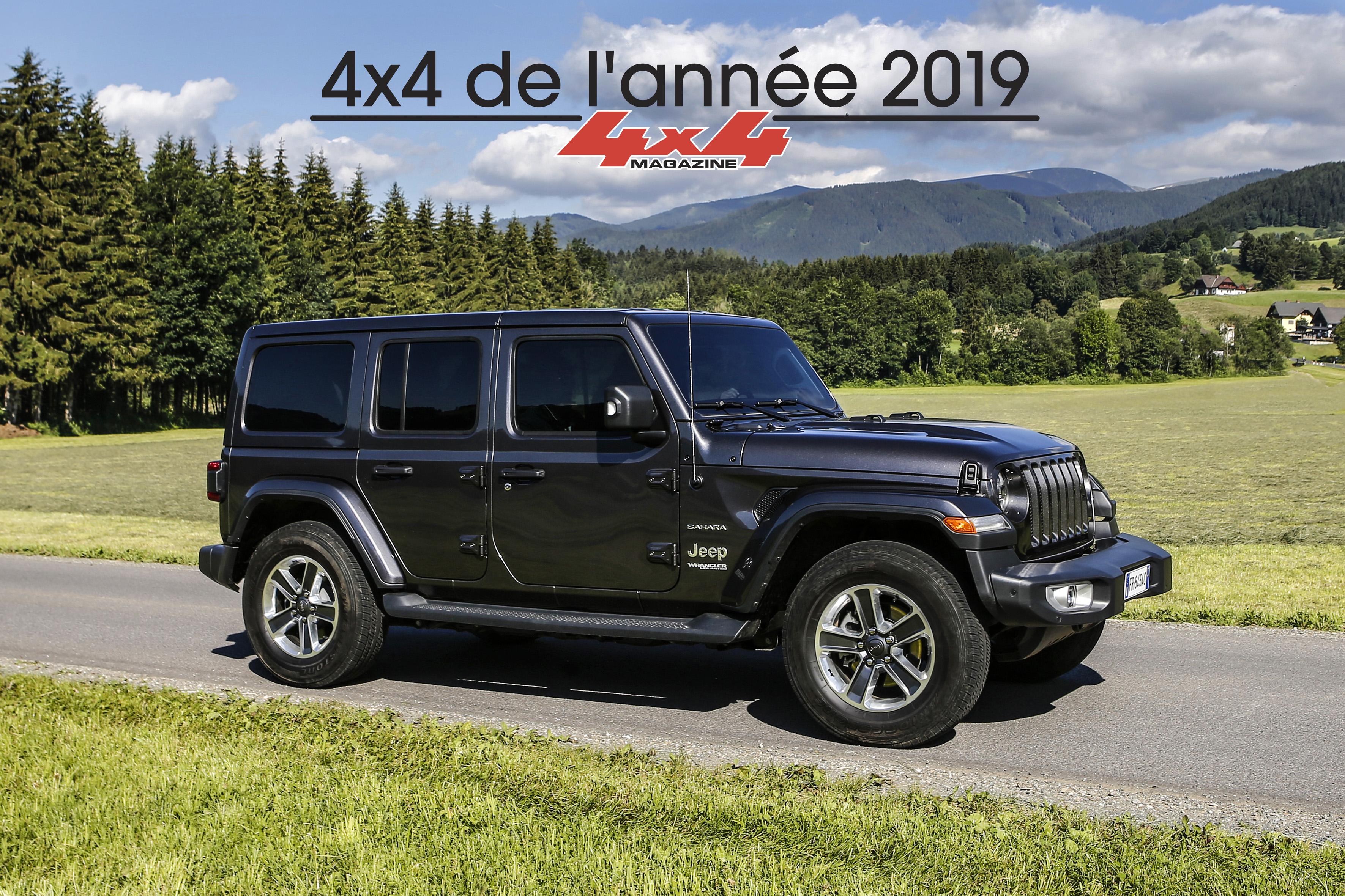 la nouvelle jeep wrangler lue 4x4 de l 39 ann e 2019 am today. Black Bedroom Furniture Sets. Home Design Ideas
