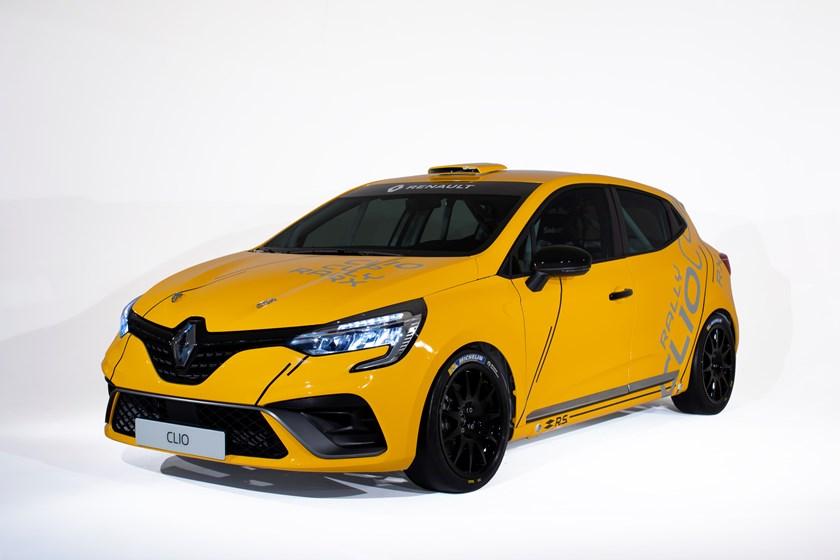 Nissan Route 22 >> Clio 5 : 3 variantes pour la compétition (+vidéo) | AM-Today