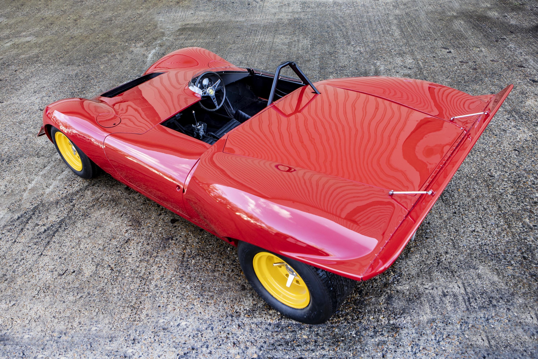 Bonhams: une rarissime Ferrari Dino aux enchères | AM-Today