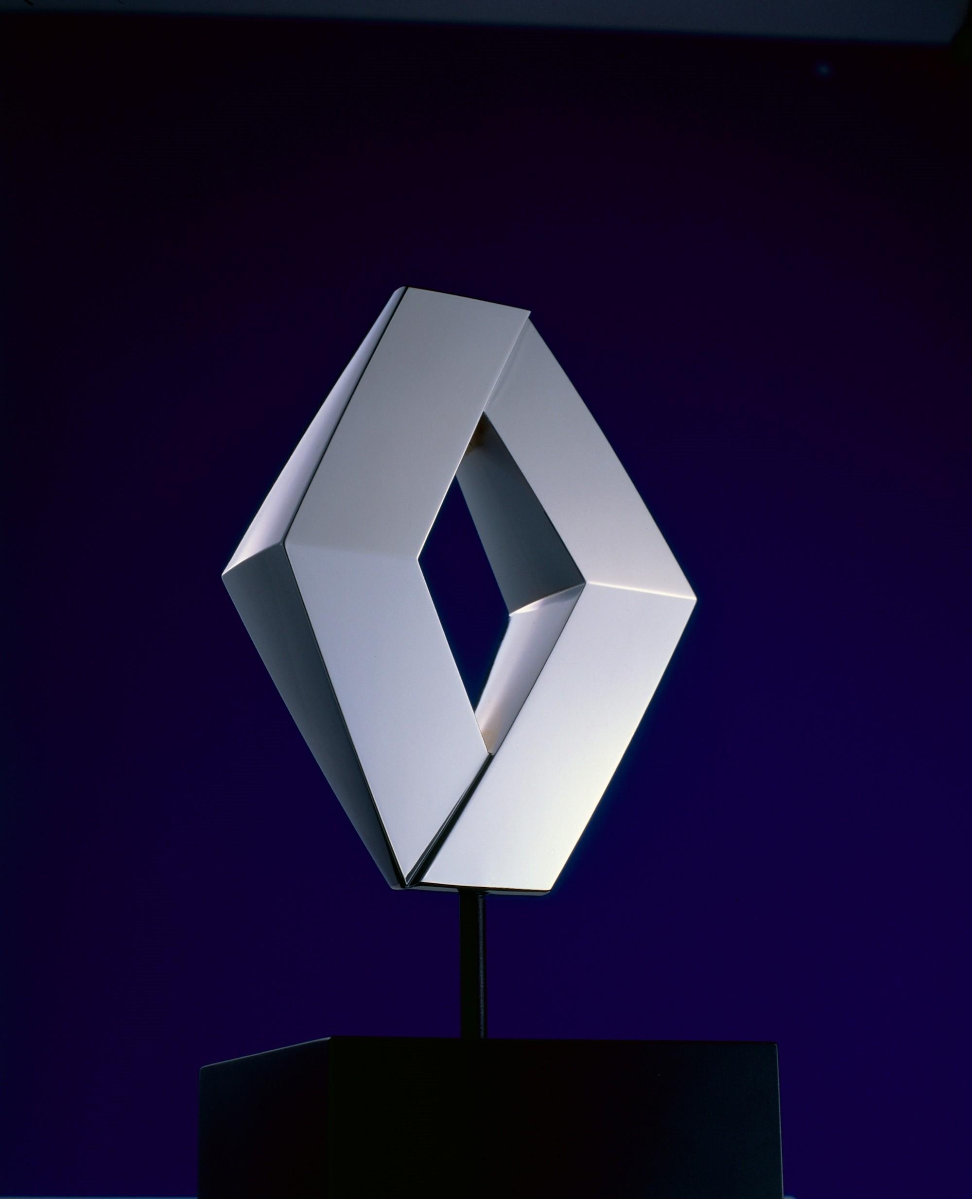 Renault Logo: Logo Renault : Retour En Images Sur 117 Ans D'histoire