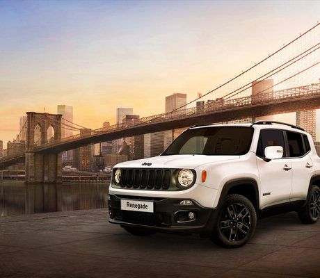 jeep renegade brooklyn edition am today. Black Bedroom Furniture Sets. Home Design Ideas