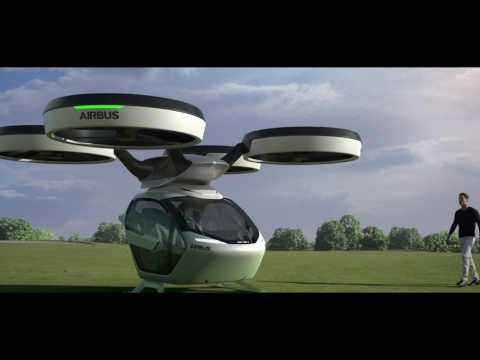 Urban Air Mobility (Airbus)