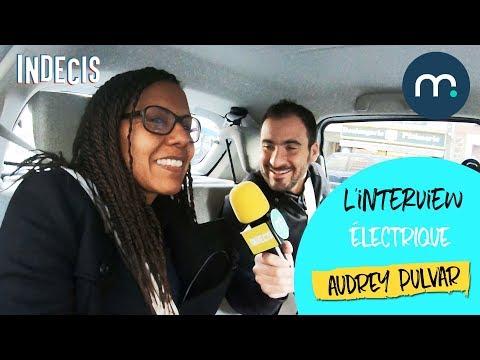 Audrey Pulvar ⚡️ L'interview électrique