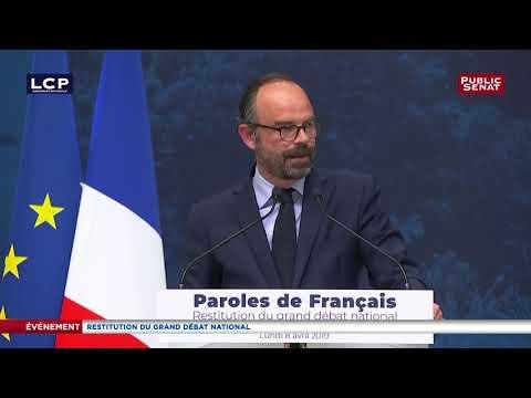 Edouard Philippe: «Je voulais sauver des vies. On m'a accusé de vouloir remplir des caisses» (Public Sénat)