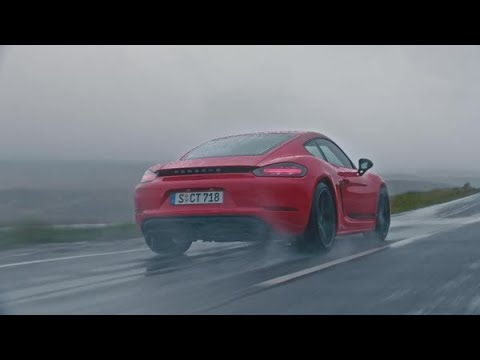 The new Porsche 718 Boxster T and 718 Cayman T. Welcome to life.