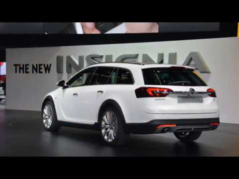 nouvelle opel insignia country tourer vid o am today. Black Bedroom Furniture Sets. Home Design Ideas