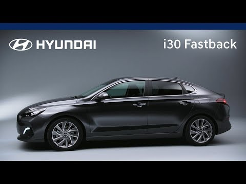 nouvelle hyundai i30 fastback en vid o am today. Black Bedroom Furniture Sets. Home Design Ideas