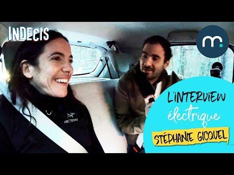 L'interview électrique ⚡️ Stéphanie Gicquel