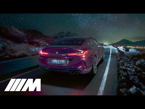 The first-ever BMW M8 Gran Coupé