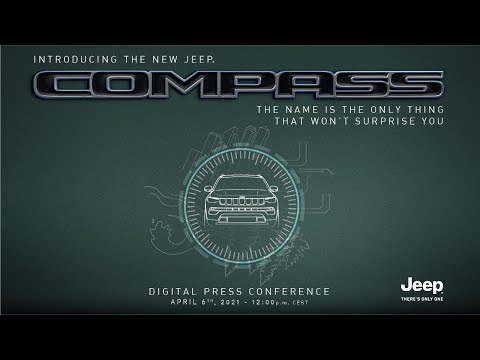 New Jeep® Compass, born to surprise