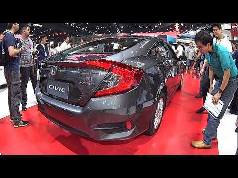 mondial 2018 nouvelle honda civic 2017 vid o am today. Black Bedroom Furniture Sets. Home Design Ideas