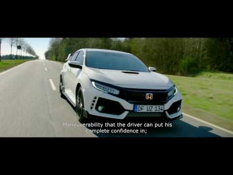honda civic type r record du n rburgring pour une traction vid o am today. Black Bedroom Furniture Sets. Home Design Ideas