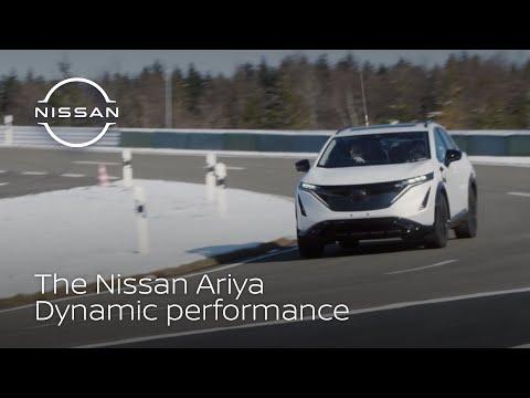 Evaluating the Nissan Ariya: fine tuning performance and comfort