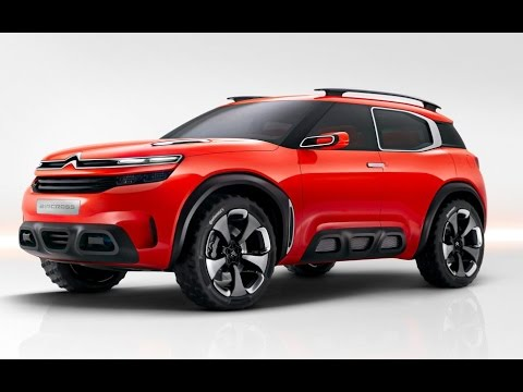 nouveau suv c5 aircross et futur c3 aircross d voil s vid o am today. Black Bedroom Furniture Sets. Home Design Ideas