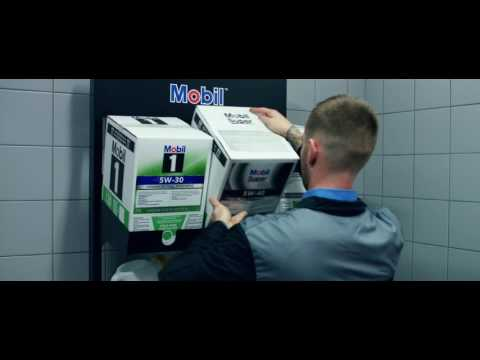 Mobil 1 launches Mobil Boxx