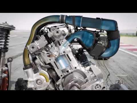 Une technologie initiée sur la BMW M4 GTS