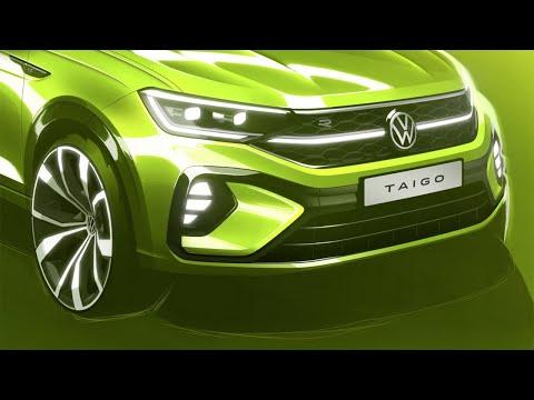 All new Volkswagen Taigo 2022
