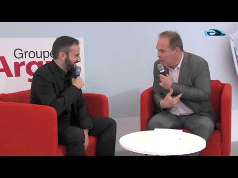 Interview de Stéphane Freitas, co-fondateur d'AM Today, lors d'Equip Auto 2015