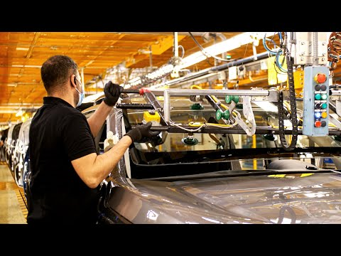 A digital walkthrough of the Nissan assembly line -3D printed tools, jigs and fixtures