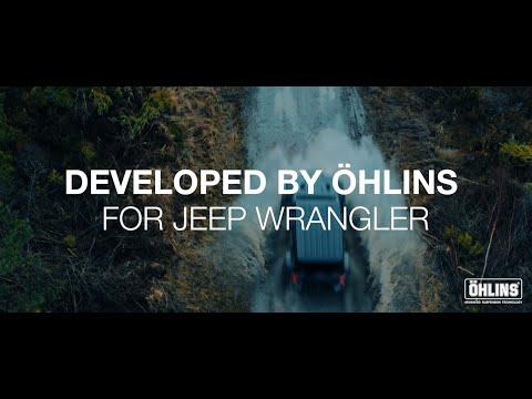 Öhlins Racing AB 4,81 k abonnés Introducing Öhlins Suspension for Jeep Wrangler JL